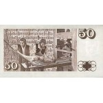 1974/84 - Iceland PIC 49a   50 Kronus S.42 banknote