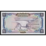 1971 - Iraq pic 60 billete de 10 Dinars