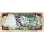 2007 - Jamaica P84c billete de 100 Dólares