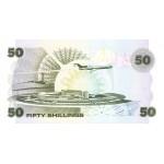 1988- Kenya Pic 22e  50  Shillings  banknote