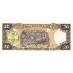 2009 - Liberia pic 28e billete de 20 Dólares