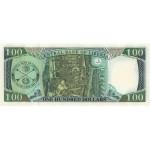 2009 - Liberia pic 30e billete de 100 Dólares