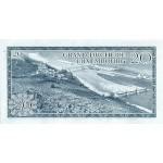 1966 - Luxemburg  Pic  54b        20 Francs banknote