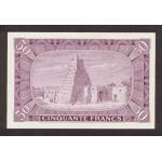 1960 - Malí pic 1 billete de 50 Francos