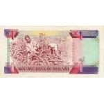 1992 - Malawi pic 23 b  billete de 1 Kwacha