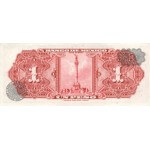 1969 - México P59k billete de  1 Peso