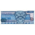 1973 - México P65a billete de 50 Pesos