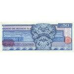 1976 - México P65b billete de 50 Pesos