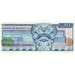 1979 - México P67b billete de  50 Pesos
