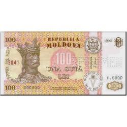 2002 - Moldova PIC13 e            20 Lei banknote