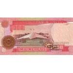 1991- Mozambique PIC 135  1000 Escudos banknote
