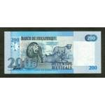 2006 - Mozambique PIC 146  200 Meticais banknote