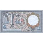1953 -  Netherlands   Pic  85        10 Gulden  banknote