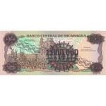 1990 - Nicaragua P164 billete de 1.000.000 Córdobas