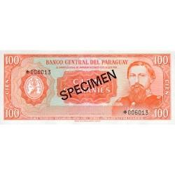 1979 - Paraguay PIC CS1 200b    500 Guaranies banknote