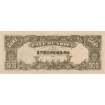 1944 - Filipinas P114 billete de 500 Pesos