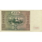 1941 - Poland PIC 103           100 Zlotych  banknote