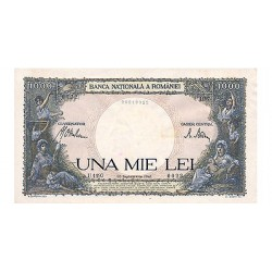 1941 - Romania   Pic  52            1.000 Lei banknote