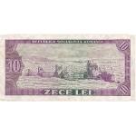 1966 - Romania   Pic  94            10 Lei banknote