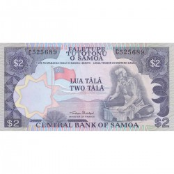 2003 - Western Samoa P32 2 Tala banknote