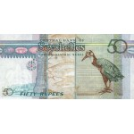 1998 - Seychelles  Pic 38    50 Rupias banknote