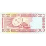1993 - Sierra Leone Pic  20a   1000 Leones banknote