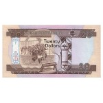 1984- Solomon Islands  Pic  12          20 Dollars banknote