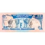 1994 - Somaliland Pic 4 50 Shillings banknote
