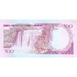 1993 - St. Thomas & Prince   Pic  63        500 Dobras banknote