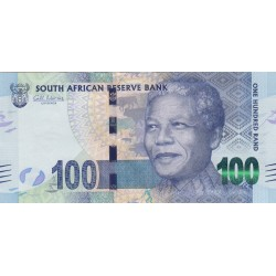 2012 - South Africa  Pic   136    100 Rand banknote