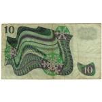 1980 -  Sweden  Pic  52e        10 Kronor banknote