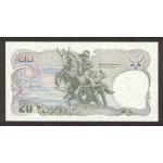 1981 - Thailand  Pic  88      20 Bath banknote