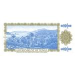 1978 - Tonga P19b CS1 1  Pa´anga banknote