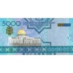 2005 - Turkmenistan PIC 20      1000 Manat banknote
