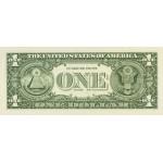 2003 - United States P509 H 1 Dollar banknote