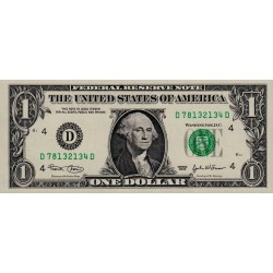 2003 - United States P515a B 1 Dollar banknote