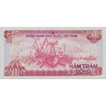 1988 -   Viet Nam   Pic 101b  500 Dong banknote