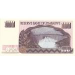 1995  - Zimbabwe   Pic  9    50  Dollars  banknote
