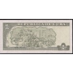 2004 - Cuba P121 1 Peso  banknote