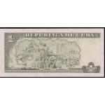 2005 - Cuba P121 billete de 1 Peso